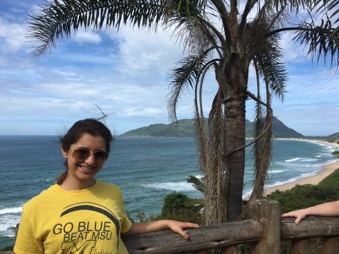 Ashna on beach.JPG