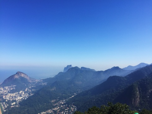 mountains in Rio