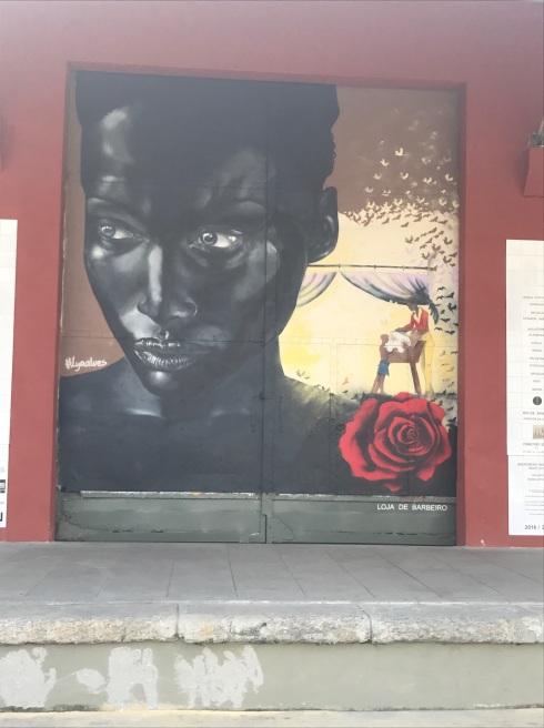 Renisha mural